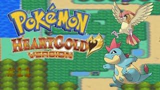 Doble evolución instantánea/Pokemon Heart Gold #11
