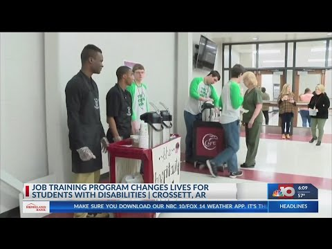 OWL program changes lives for students with disabilities at Crossett High School