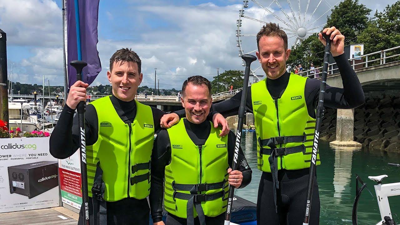 WeSup Paddle Boarding | Torquay Marina | Devon