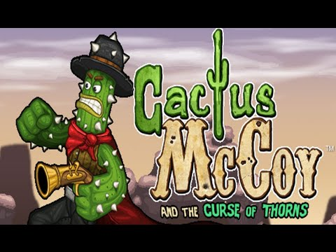 Cactus McCoy Full Walkthrough