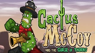Cactus McCoy Full Walkthrough