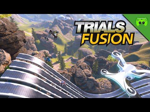 SPIELERWECHSEL 🎮 Trials Fusion #6