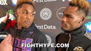 JERMALL AND JERMELL CHARLO REACT TO MAYWEATHER ATTENDING THEIR WORKOUT: