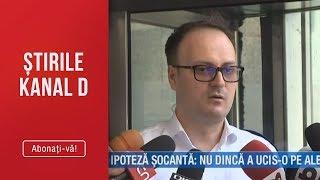 Stirile Kanal D (13.08.2019) - IPOTEZA SOCANTA NU Dinca a ucis-o pe Alexandra! Editie de ...