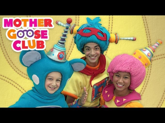Rockin' Robot - Mother Goose Club Songs for Children Travel Video