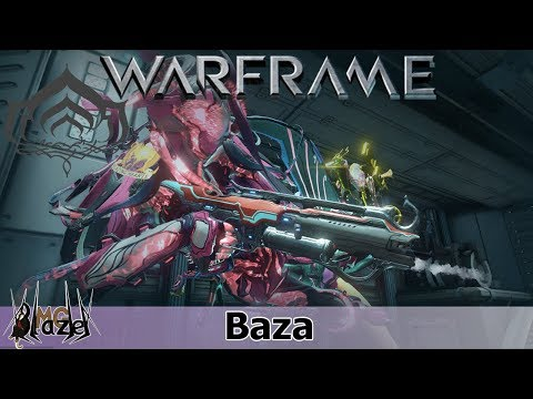 Warframe Weapon Overview: Baza