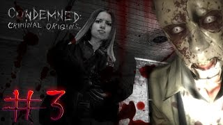 Лера в Condemned: Criminal Origins. #3 [Ультразвук в массы]