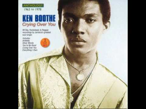 Ken Boothe & I Roy - Black, Gold and Green / Red, Gold and Green