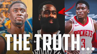 JAMES HARDEN TRADED TO THE NETS! The Truth About The Situation...