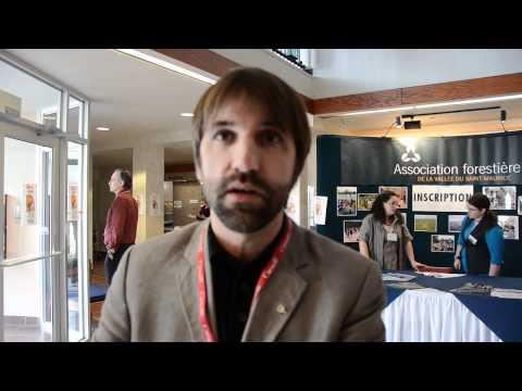 Entrevue avec Steven Guilbault sur la place de la biomasse forestière au Québec