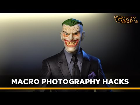 Macro photography WITHOUT macro lenses | Learn Photography tips and tricks #4