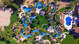 This Arizona Mega Mansion Features the Largest Private Lazy River in America