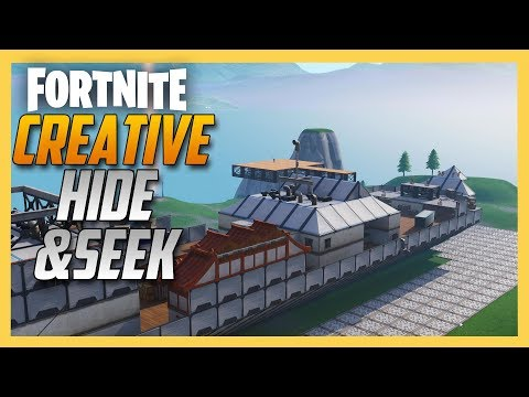 Fortnite Creative Hide and Seek on Hijacked by Jiimyy75 | Swiftor