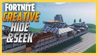 Fortnite Creative Hide and Seek on Hijacked by Jiimyy75 | Swiftor