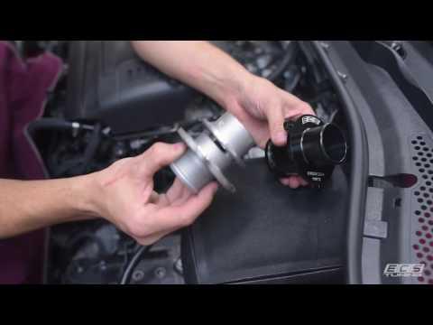 ECS Tuning VW/Audi Turbo Muffler Delete DIY