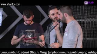 X Factor4 Armenia Diary Rehearsals to the gala show 6 25 03 2017