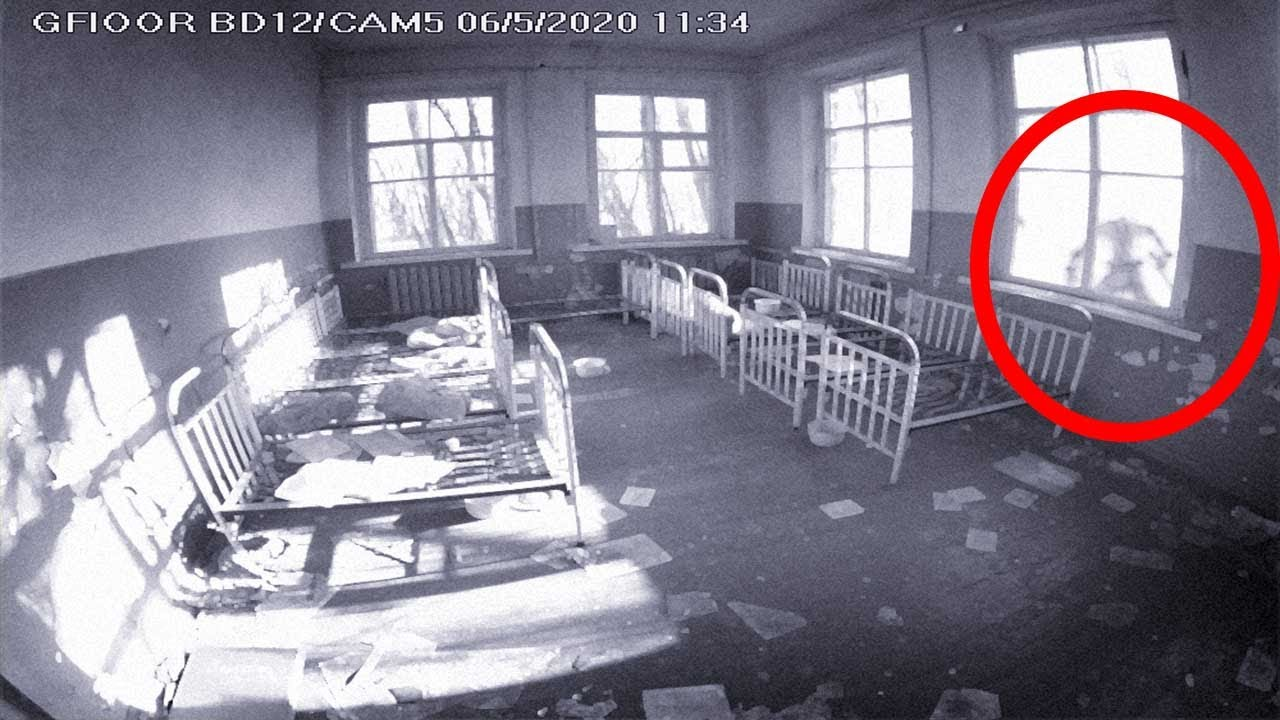 Ghost in hospital !Unexplained Ghost Sightings | Scary Video