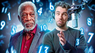 Can Morgan Freeman make counting to 1000 sound INTERESTING?