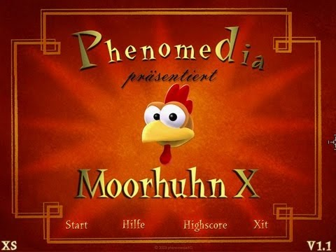 moorfrosch xs