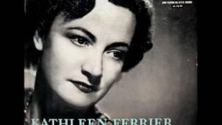 Hugo Wolf / Kathleen Ferrier, 1949: Norwegian Recital - Verborgenheit (Seclusion) - Mörike Lieder