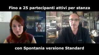 Breve presentazione di Spontania, la piattaforma in Cloud per video...