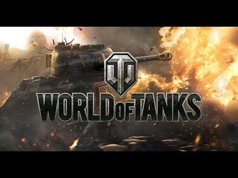 [Live] World of Tanks 2018