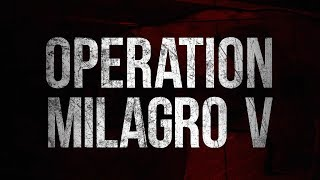 Sea Shepherd's Operation Milagro V Launch