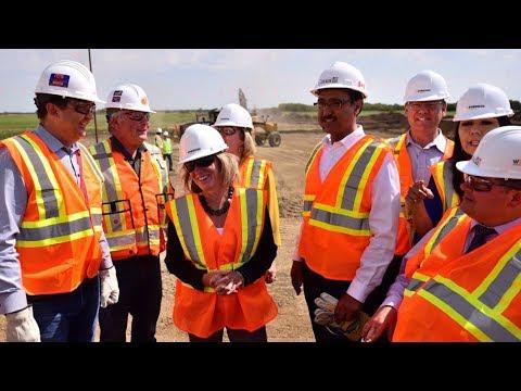 Construction on Enbridge Line 3 begins - Aug 10, 2017