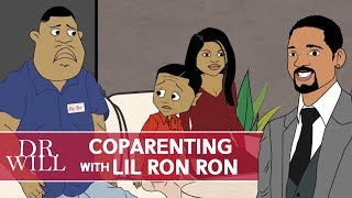 Coparenting with Lil Ron Ron
