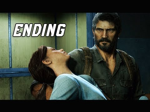 The Last of Us Walkthrough Part 26  - ENDING (PS4 Pro 4K Remaster Let's Play)