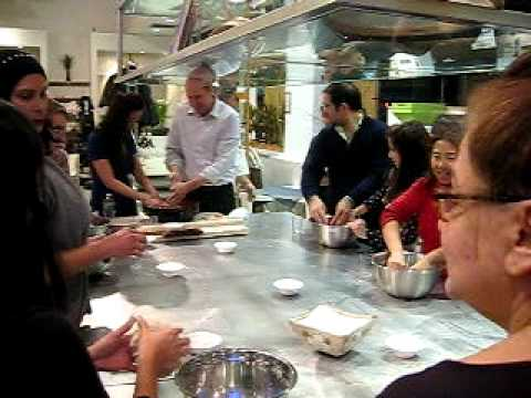 SOBA class Japan culinary center