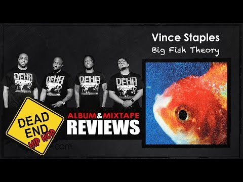 Vince Staples - Big Fish Theory Album Review | DEHH