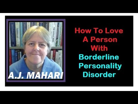 How To Love A Person With Borderline Personality Disorder