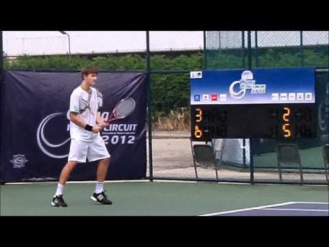 How to be a Pro:  Training at the ITF FUTURE