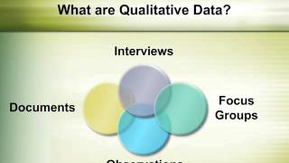 Overview of Qualitative Research Methods