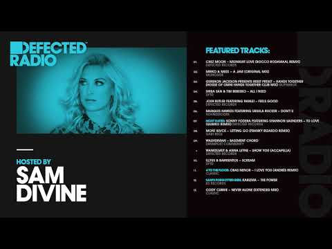 Defected Radio Show presented by Sam Divine - 21.09.18