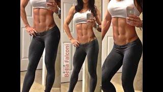 Видеоурок Красивая фитнес мотивация для девушек