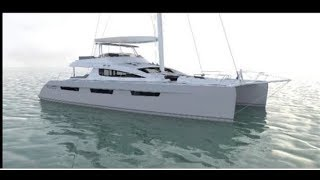 Privilege Serie 7 Catamaran walkthrough at La Grande Motte 2016