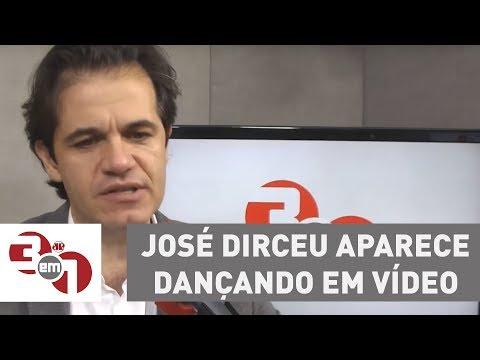 José Dirceu Aparece Dançando Em Vídeo Da Festa De Aniversário Da Mulher