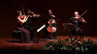 Música en la sala | Cuarteto Casals, concierto No. 6