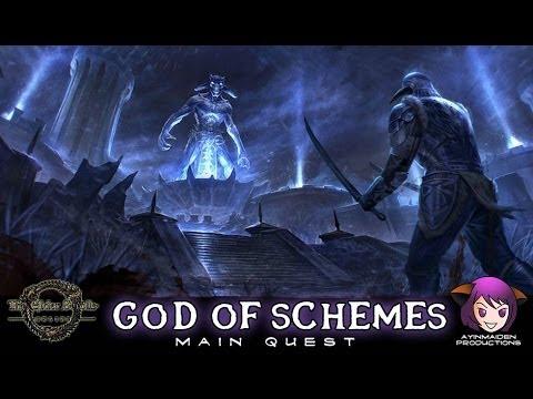★ Elder Scrolls Online ★ - L50 God of Schemes