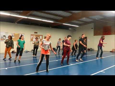 MAKE NO PROMISES Line Dance - Par Bruno VOIRIN et sa bande