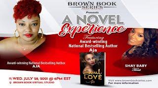 Aja- Award Winning National Bestselling Author |S2 EP19
