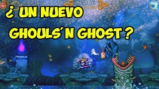 ANÁLISIS DE BATTLE PRINCESS MADELYN (pc) homenaje a Ghouls 'n Ghosts y Maldita Castilla