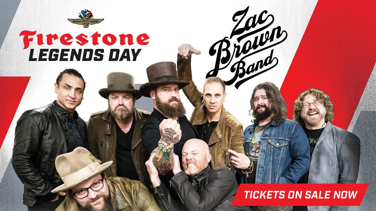 Firestone Legends Day Concert