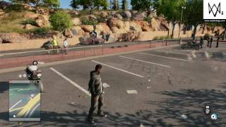 WATCH DOGS 2 hacking cars