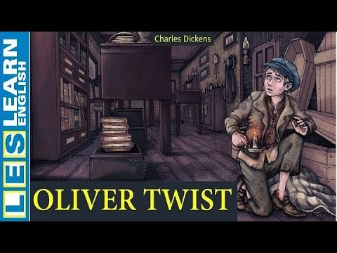 Learn English Through Story ★ Subtitles ✦ Oliver Twist by Charles Dickens