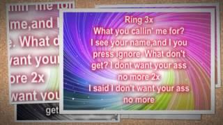 Nothin On Me By Toni Romiti Lyrics
