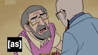 Puppet Therapy | The Venture Bros. | Adult Swim