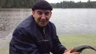На ЛуАЗе на рыбалку